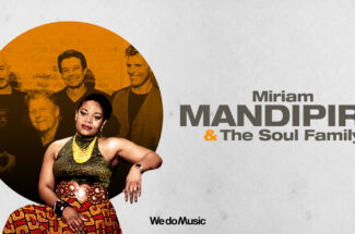 Thumbnail for the post titled: Miriam Mandipira & The Soul Family